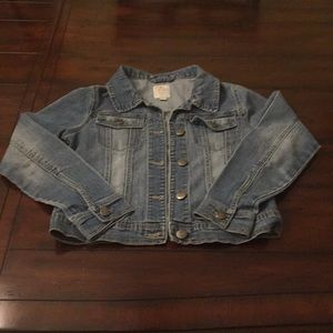 Children's Place Jean Jacket